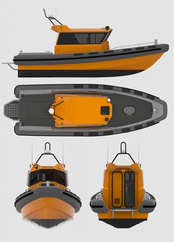 MedTec Marine Design