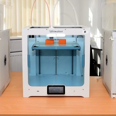 East Cowes - MedTec Design Services 3D printing