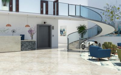 MedTec 3D Design Architectural - Apartment Lobby
