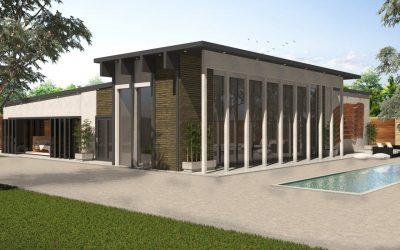 MedTec Architecture Design Garden
