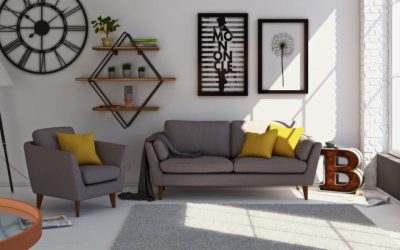 MedTec Living Room Design